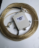 antena hilo largo HF - foto