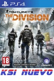 Juego  ps4 Tom clanks the division - foto