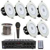 equipos sonido 6 zonas audiovision bdn - foto