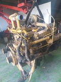 Motor komatsu 460 - foto