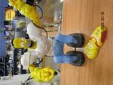 Robot Homer Simpson - foto