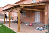 Estructuras de madera - foto