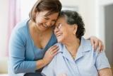 Cuidadora de personasa mayores - foto