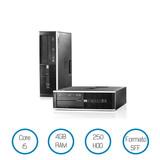 CPU HP 8200 I5 2ª GEN 4 GB, 250 HDD - foto