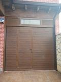 puerta de garaje 1.000 - foto