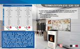 Estufas y calderas pellets lafat - foto