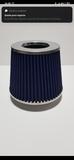 Filtro Conico Universal Azul - foto
