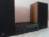 YAMAHA NS-645 altavoces vintage - foto