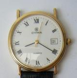 Reloj suizo cyma oro 18 k. - foto