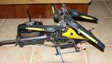 Helicóptero. - foto