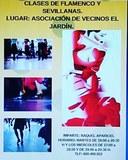 CLASES DE FLAMENCO Y SEVILLANAS - foto