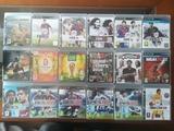 Lote 16 Juegos PS3 - foto