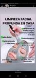 limpiezas faciales - foto