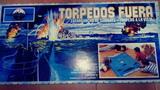 """Antiguo juego \""""torpedos fuera\"""" - foto"""