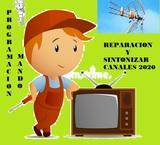 reparacion programacion  tv  y mando - foto
