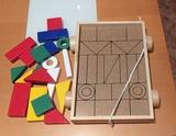 juego de madera - foto
