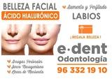Belleza facial - Ácido hialurónico - foto