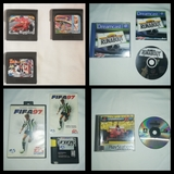 Lote juegos sega - playstation - dreamca - foto