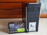 Ordenador i3 gamer 8gb/ssd240/gt1030 - foto