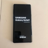Samsung galaxy note 9 azul - foto