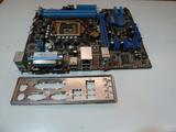 Placa base asus p8h61-m lx socket 1155 - foto