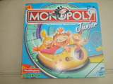 Monopoly junior en ingles - foto