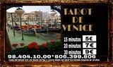 déjate sorprender por tarot de Venice - foto