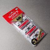 Cintas Microcassette Sony - foto