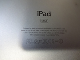 Tablet iPad 64GB Sim WiFi Caja Completo - foto