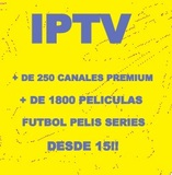 iptv españa canales premium+videoteca - foto