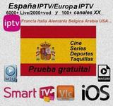 servici0 iptv españa + de 30 paises - foto