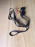 Cable Av Rca MultiOut  Ps1 Psone Ps2 Ps3 - foto