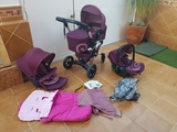 Carro bebé Concord Neo 3 piezas - foto