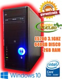 TORRE Intel C2D E5700 3.1GHZ 640HD 2RAM - foto