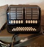 acordeon diatonica hohner - foto