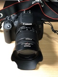 Canon 700d - foto