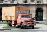 BUSCO transportista con vehículo. - foto