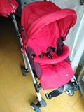 vendo carrito de bebé - foto