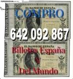 Adquirimos Billetes de colección Whatsap - foto