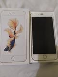 iPhone 6sPlus dorado - foto