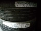 pareja de neumáticos 215/60/17 - foto