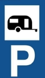 Parking caravanas, autocaravanas,barcos - foto