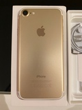 Iphone 7 32 gb. gold. como nuevo!!! - foto
