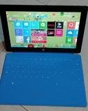 Microsoft surface rt 64gb teclado funda - foto
