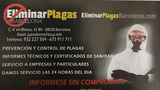 Control de plagas -fumigaciÓnes - foto