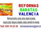 Reformas BARATAS Valencia - foto