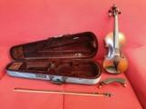 Vendo violín Carlo Giordano - foto