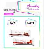 Juice plus (barritas energÉticas) - foto