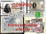 Busco Billetes Extranjeros Whatsapp - foto