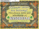 Cogemos Billetes Whatsapp - foto